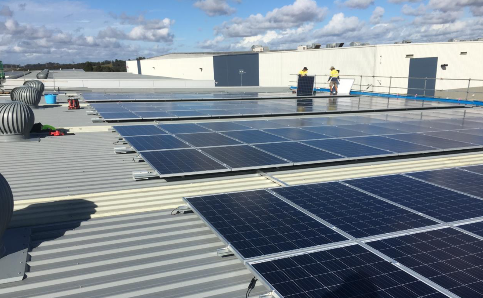 Voltio Eastern Creek Solar