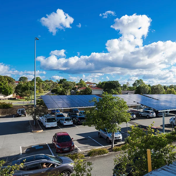 Arundel Plaza – Solar Car Park